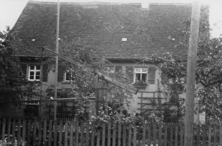 Pfarrhaus Unterampfrach