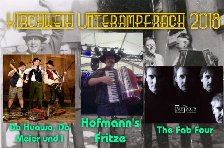 Kirchweihprogramm 2018