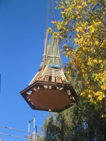 KirchturmHaunAbbau15