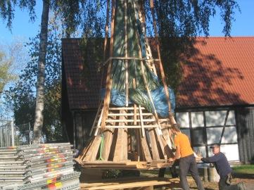 KirchturmHaunAbbau21